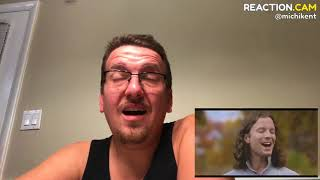 Reaction Amazing Grace Peter Hollens Feat Home Free Reaction Cam