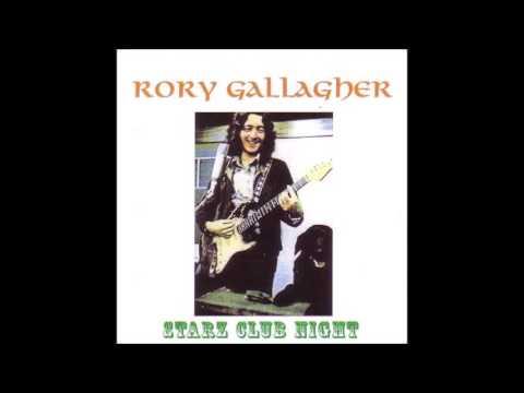 Rory Gallagher - Philadelphia 1978