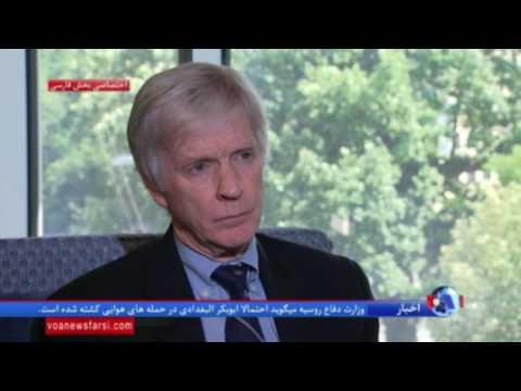 رایان کراکر در گفتگوی اختصاصی با صدای آمریکا: نفوذ بدخواهانه ایران در عراق افزایش داشته است