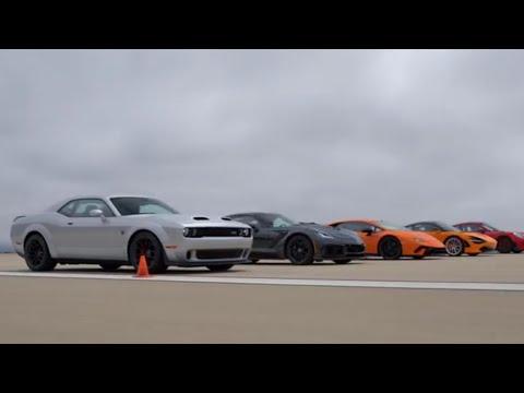 Worlds Greatest Drag Race WTF Dodge