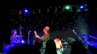 "Langhorne Slim @ Newport Blues Cafe - ""Bad Luck"""