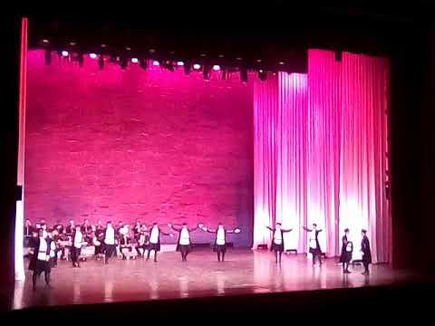 Танец группы Армянский Государственный Ансамбль