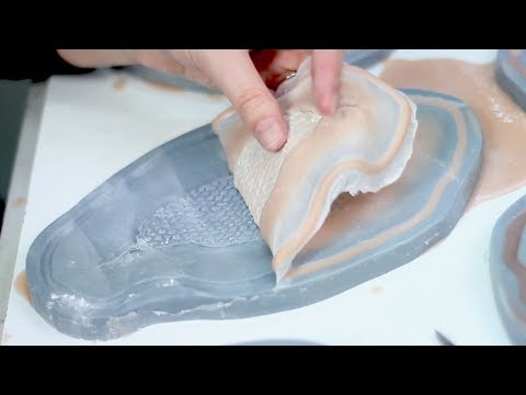 How To Use Our Flatmoulds/run Silicone Prosthetics