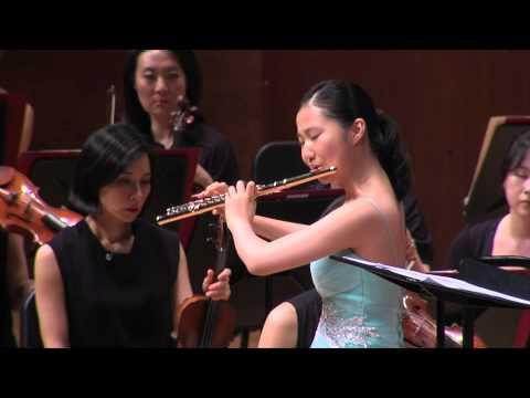 W.A.Mozart  Flute Concerto No.2  in D Major , K.314  -Yeojin Han -