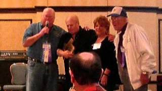 Ronnie Miller - Texas Steel Guitar Association Player of the Year 2011