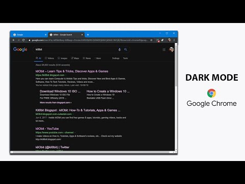 How To Enable Real Dark Mode In Google Chrome For All Websites
