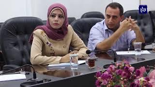 رئيس مجلس محافظة العقبة نسبة الانجاز في مشاريع الصحة والاشغال صفر بالمئة - (5-7-2018)