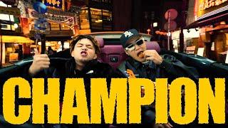 Leon Fanourakis - CHAMPION feat. LEX (Prod. Oakerdidit & combustion)