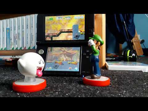 Luigi and boo plays hey pikmin