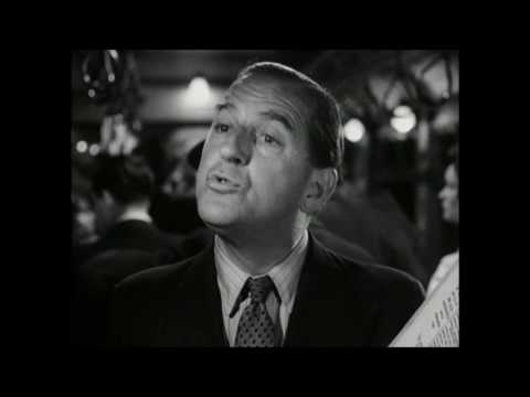 Passport to Pimlico (1949) - Border control