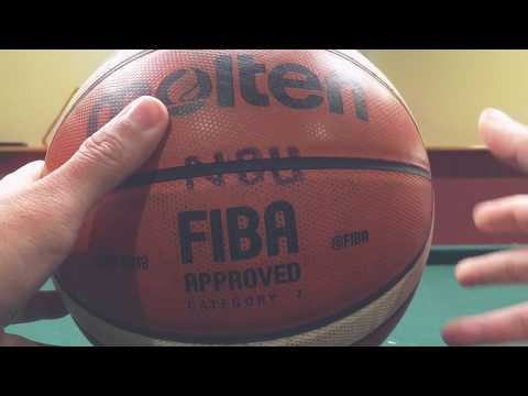 Molten GL7X Basketball Break In vs Brand New
