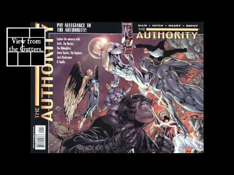Episode 38: The Authority, Vol. 1 | View from the Gutters