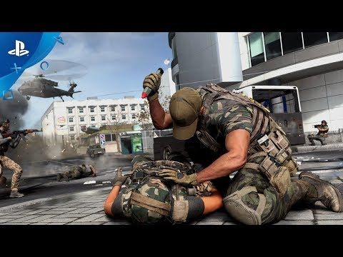 CoD: Modern Warfare - трейлер эксклюзивного режима для PS4