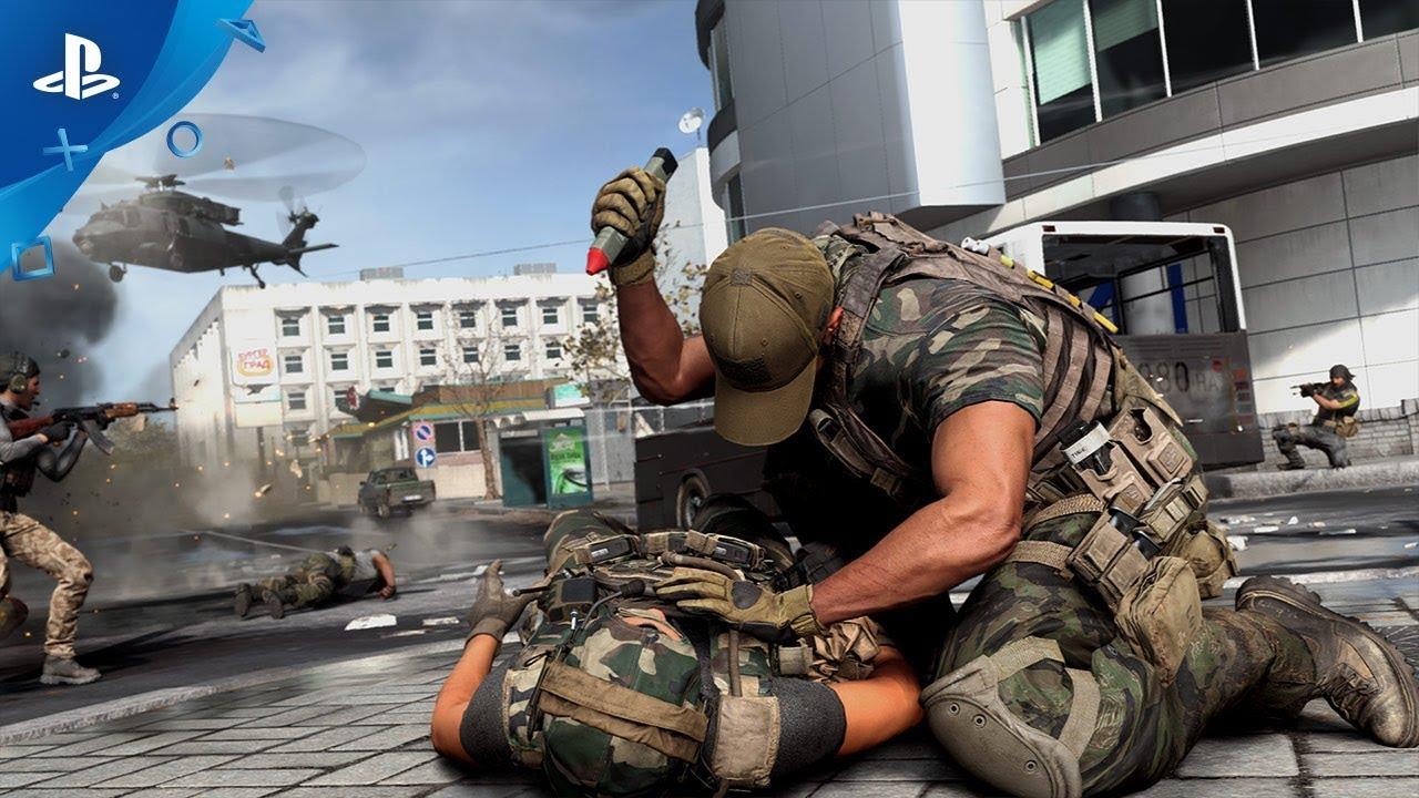Call of Duty: Modern Warfare - Spec Ops Trailer | PS4