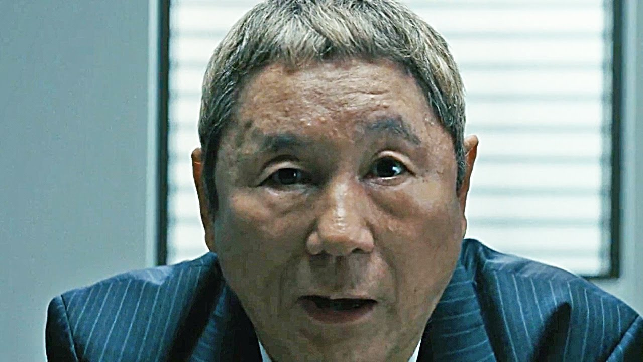 Takeshi Kitano's Outrage 0 Coda - Outrage: The Final Chapter | official international trailer (2017)