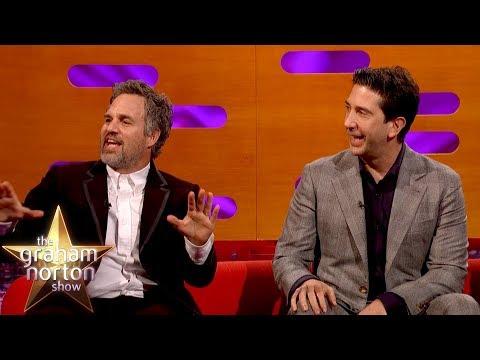 Mark Ruffalo & David Schwimmer's Hilarious First Job | The Graham Norton Show