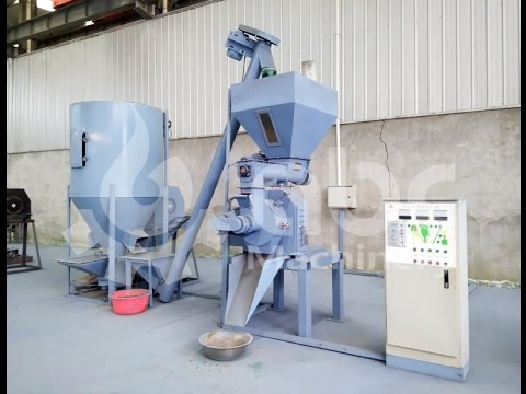 Small Feed Pellet Mill Plant for Cattle / Poultry / Livestock Animals