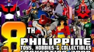 8th Philippine Toy Con 2009 - TVC