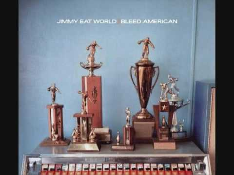 Jimmy Eat World - The Authority Song (w/lyrics)