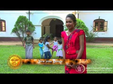 Sinhalese New Year | New year games