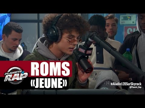 """Roms """"Jeune"""" Freestyle inédit #PlanèteRap"""