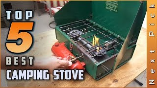 Top 5 Best Camping Stove Review in 2020
