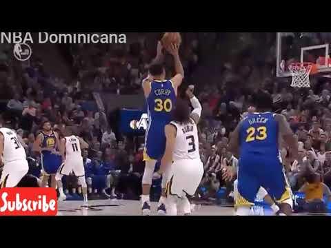 Golden state Warriors vs Utah Jazz 19/10/2018 Resumen Del 1st,2nd Cuarto NBA Dominicana