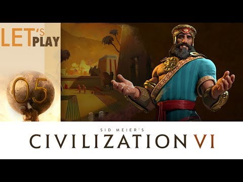 [FR] Civilization VI multi w/ Aypierre & Prof - Empire Sumér