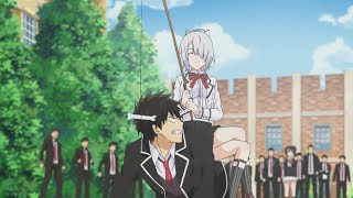 Crazy Anime Students  Funny School Moments
