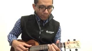 Kemesraan (ukulele tutorial)