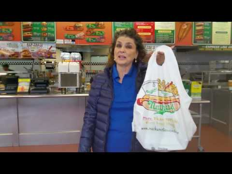 Christmas At Nathan's Coney Island  Http://www.crystalinks.com/FadetoBlack2.html