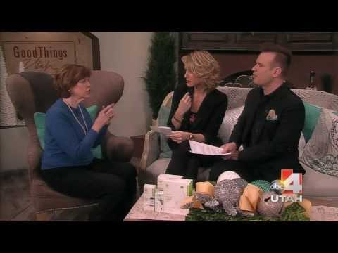 Trisha O'Hehir Discusses Mouth Breathing on Good Things Utah