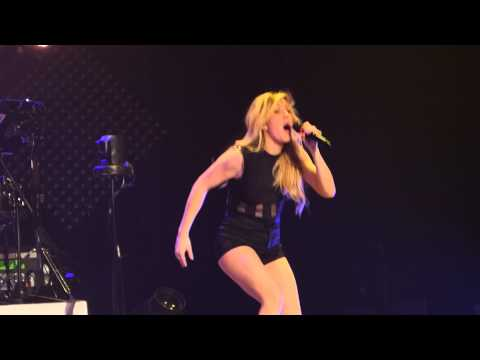 Ellie Goulding - The Writer live Liverpool Echo Arena 08-03-14