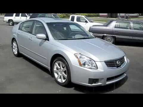 Wonderful 2007 Nissan Maxima 3.5 SE Start Up, Full Tour, And Driving