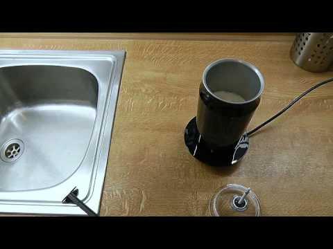 senseo milk twister ca6500 milchaufsch umer von philips rezension youtube. Black Bedroom Furniture Sets. Home Design Ideas