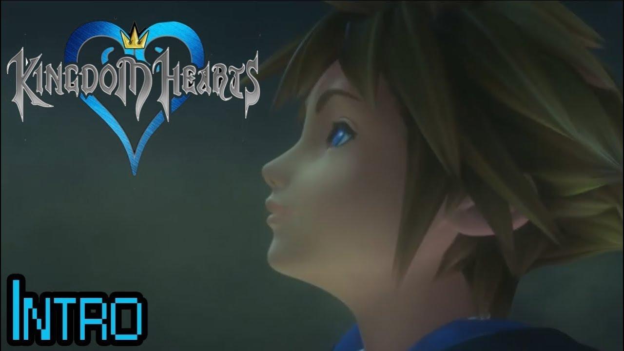 Kingdom Hearts 1 Opening Intro