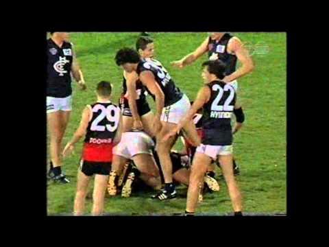 St Kilda vs Carlton  1996 Ansett Cup