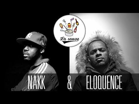 Youtube: #LaSauce avec NAKK & ELOQUENCE sur OKLM Radio 01/06/16 (Vidéocast)
