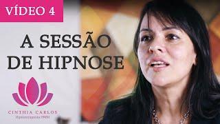 Como Funciona a Sessão de Hipnose - Cinthia Carlos Hipnoterapeuta