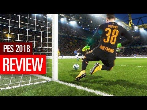 PES 2018 REVIEW - So gut ist die neue Ausgabe der Fußball-Sim