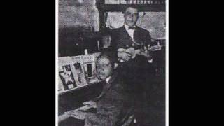 Tiny Franklin w/ George W. Thomas Shorty George Blues (1923)
