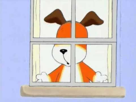 Sleepless Night - Kipper the Dog