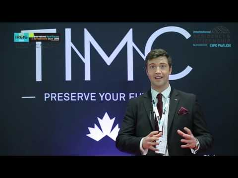Jordan Lanoue, Client relation Advisor, TIMC Canada - Citizenship Expo at IREIS 2016