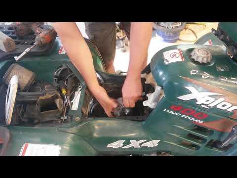 How To Clean the Carburetor on a Polaris Magnum 325