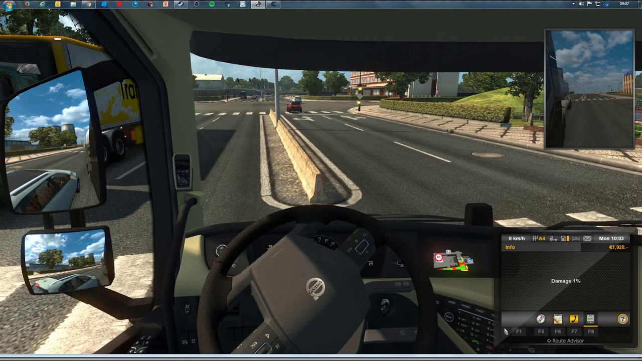 how to get euro truck simulator for free