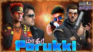 PORUKKI ||free fire short film in tamil || suspect and action film ||k2b