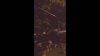 Biến căng-Thanh niên đậu xe bố láo còn lên mặt,bị dân tình vây đánh