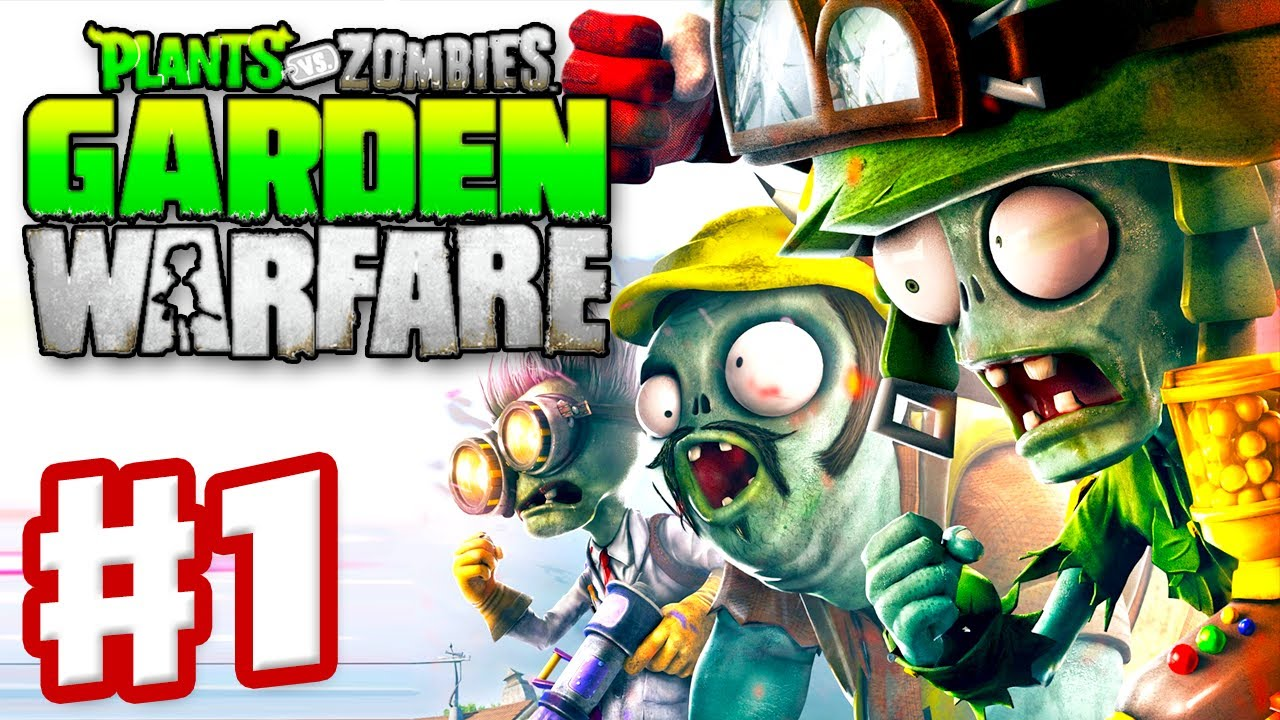 Plants vs zombies garden warfare gameplay walkthrough - Plants vs zombies garden warfare xbox one ...