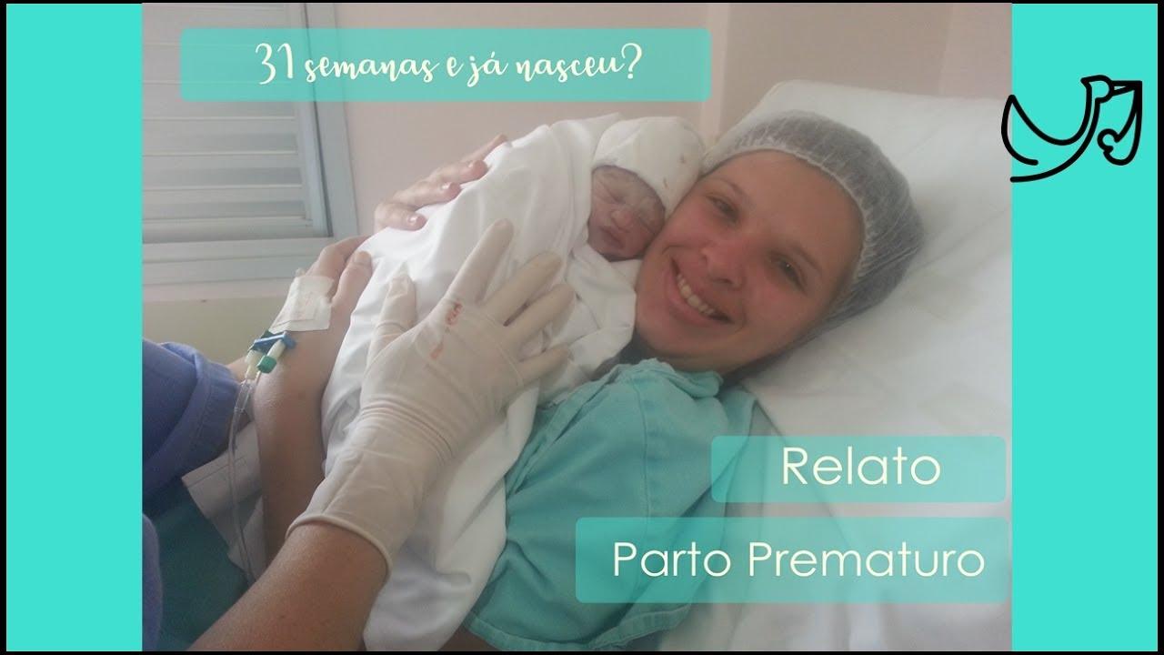 sintomas de parto prematuro semana 33