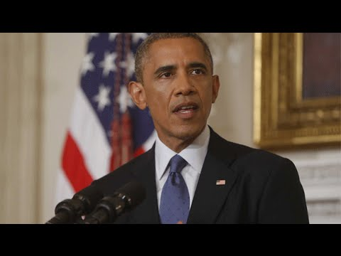Barack Obama orders targeted airstrikes against Isis militants in Iraq